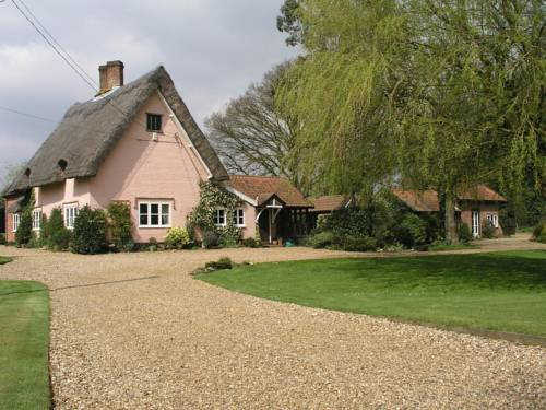 Thatched Farm Bed and Breakfast Cover Picture