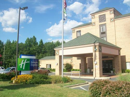 Holiday Inn Express Easton Cover Picture