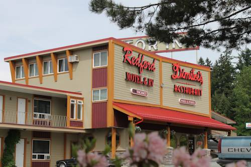 Redford Motel Cover Picture