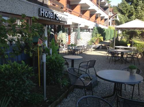 Hotel-Restaurant Sonne Cover Picture