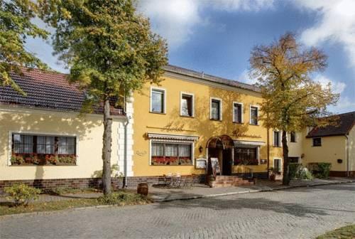 Hotel-Restaurant Alter Krug Kallinchen Cover Picture