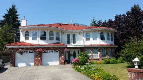 Squamish Bed & Breakfast Cover Picture