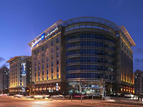 Radisson Blu Hotel, Dubai Media City Cover Picture
