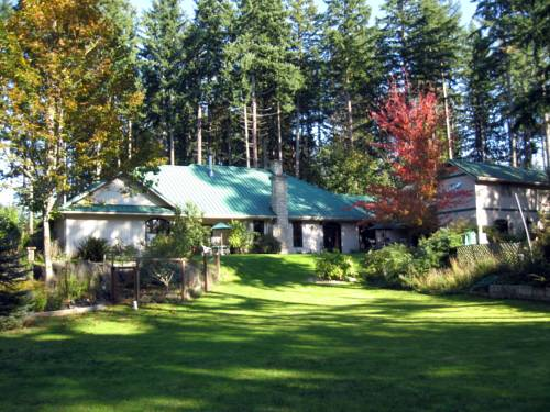 Auberge de Seattle, French Country Inn Cover Picture
