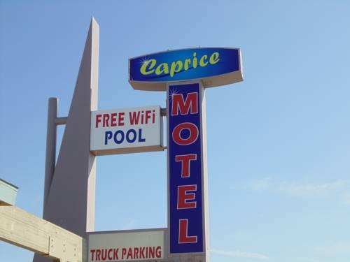 Caprice Motel Cover Picture