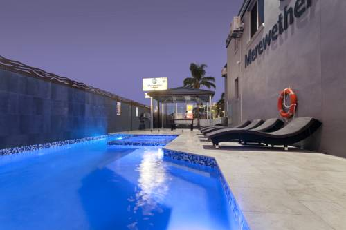Merewether Motel Cover Picture