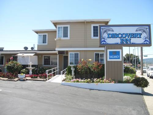 Discovery Inn Monterey Bay Cover Picture