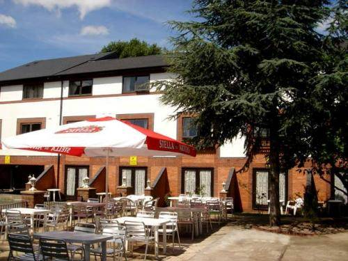 The Amblehurst Hotel Cover Picture