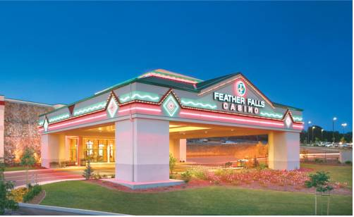 The Lodge at Feather Falls Casino Cover Picture