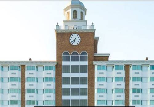 Garden City Hotel Cover Picture