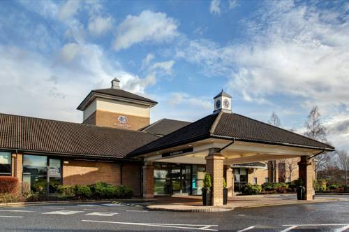 DoubleTree by Hilton Edinburgh Airport Cover Picture