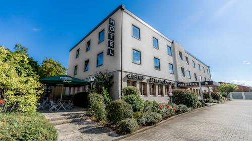 Hotel Parsberg Cover Picture