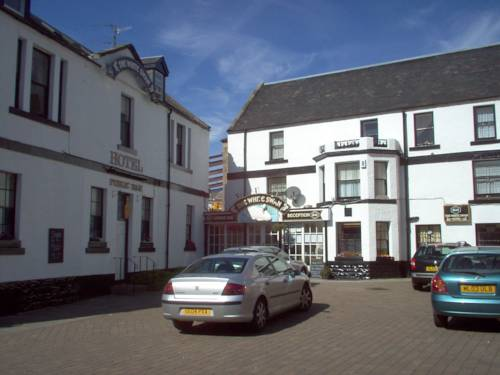 The White Swan Hotel Cover Picture