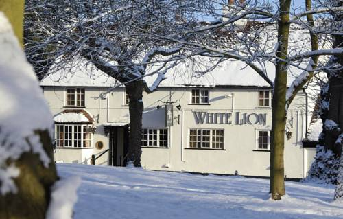 The White Lion Inn Cover Picture