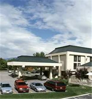 Hampton Inn Salt Lake City-North Cover Picture