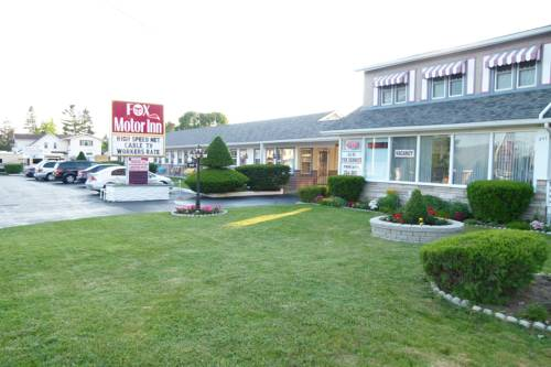 Fox Motor Inn Cover Picture