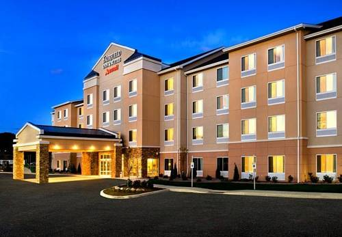 Fairfield Inn & Suites by Marriott Watertown Thousand Islands Cover Picture