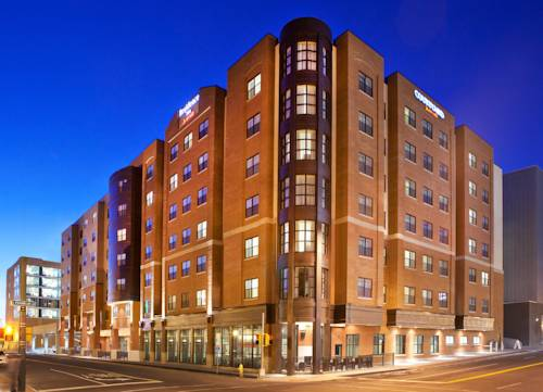 Courtyard by Marriott Syracuse Downtown at Armory Square Cover Picture