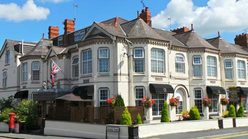Brookside Hotel & Restaurant Cover Picture