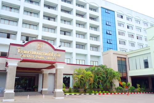 Grand Park Hotel Cover Picture