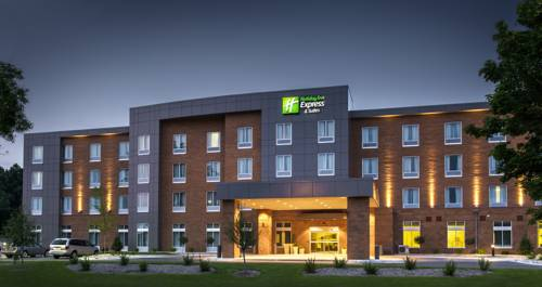 Holiday Inn Express and Suites Madison Central Cover Picture