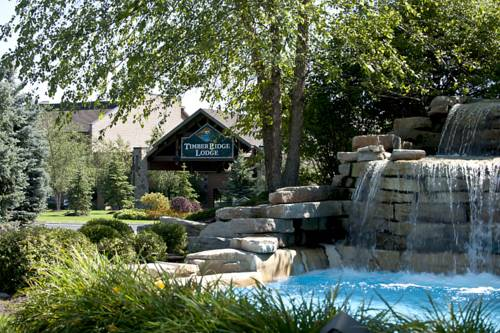 Timber Ridge Lodge and Waterpark Cover Picture
