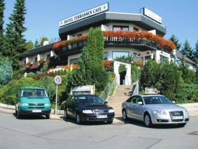 Themen Hotel Terrassen Cafe Cover Picture