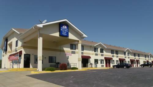 Americas Best Value Inn & Suites Harrisonville Cover Picture