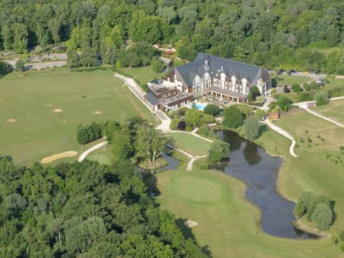 Best Western Hôtel Golf & Spa de la Forêt d'Orient Cover Picture