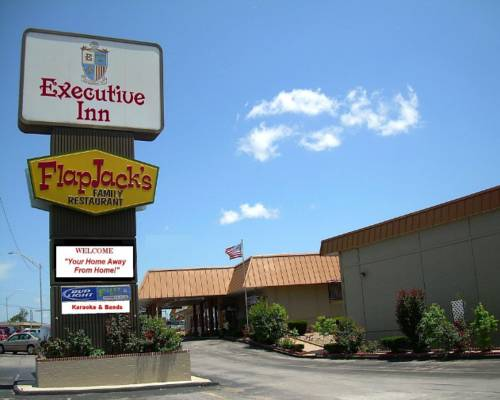 Executive Inn and Suites Springdale Cover Picture