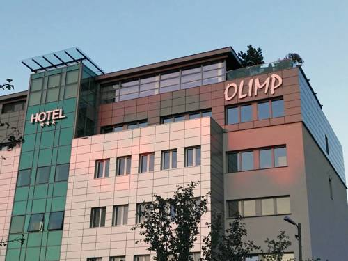 Hotel Olimp Business & Spa Cover Picture