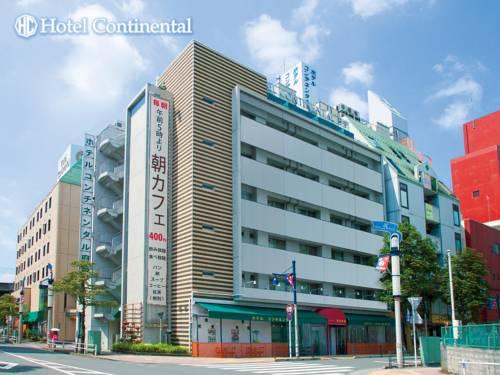 Hotel Continental Fuchu Cover Picture