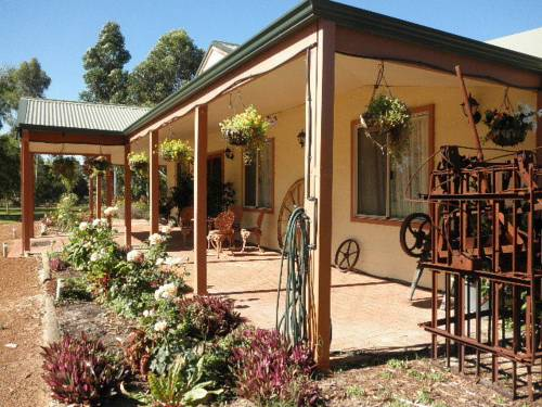 Enderslie House Bed & Breakfast Cover Picture