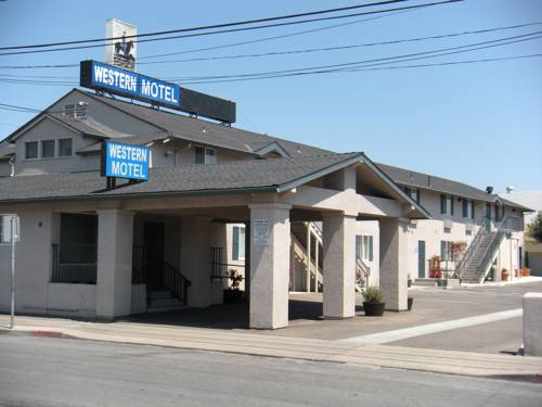 Western Motel Cover Picture