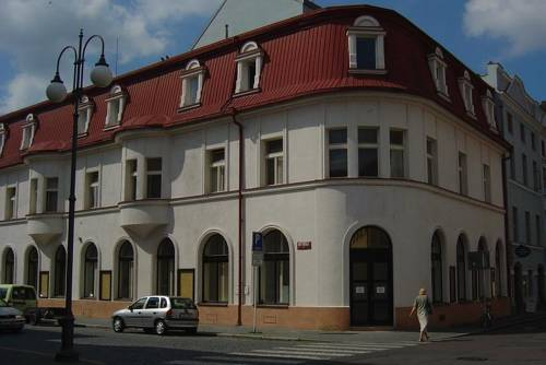 Hotel Mrázek Cover Picture