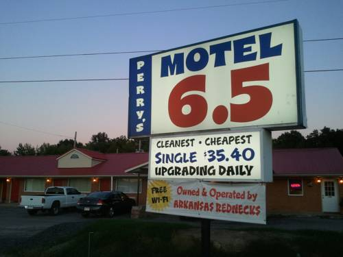 Perry's Motel Cover Picture