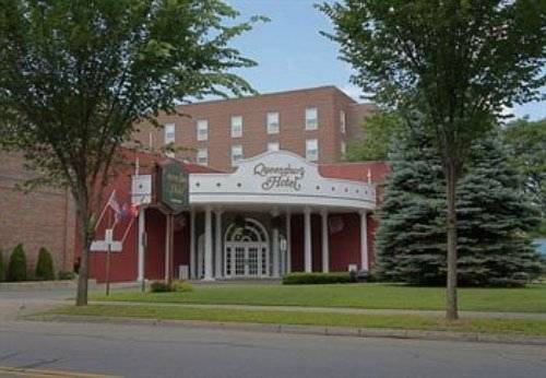 The Queensbury Hotel Cover Picture