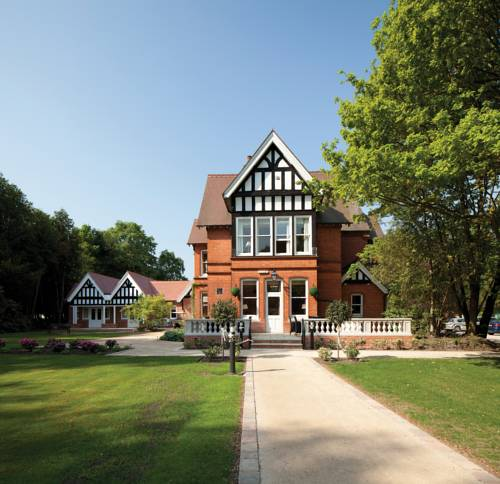 The Dower House Hotel Cover Picture