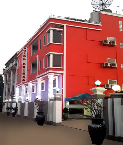 Hotel Oriana Cover Picture