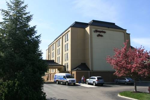 Hampton Inn Portsmouth Central Cover Picture
