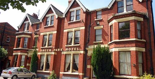Green Park Hotel Cover Picture