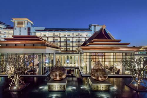 Le Meridien Suvarnabhumi, Bangkok Golf Resort and Spa Cover Picture