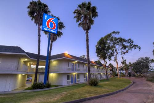 Motel 6 San Diego North Cover Picture