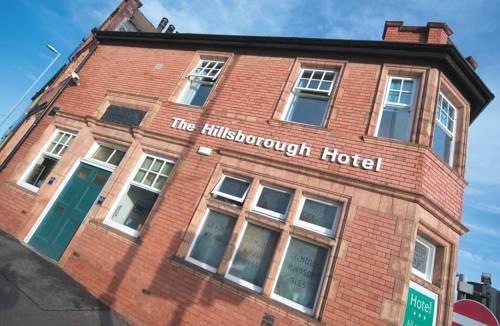 Hillsborough Hotel Cover Picture