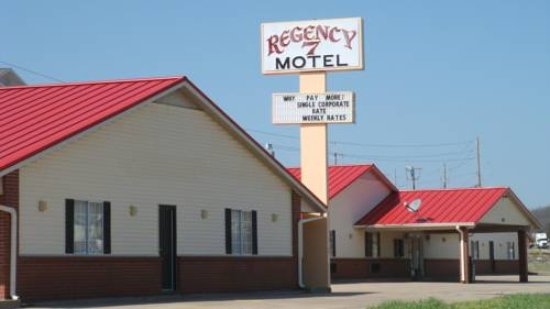 Regency 7 Motel Cover Picture