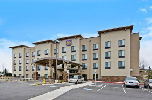Best Western Plus Lacey Inn & Suites Cover Picture