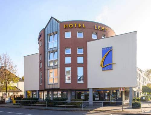 Hotel Lemp - Superior Cover Picture