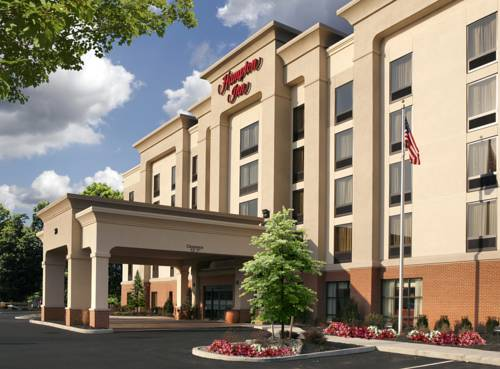 Hampton Inn Springfield South Enfield Cover Picture