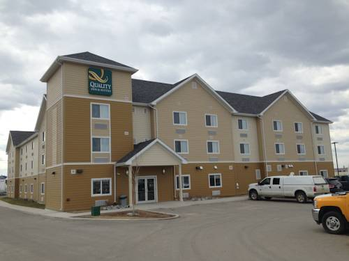 Quality Inn & Suites Thompson Cover Picture
