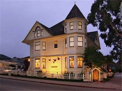 Pacific Grove Inn Cover Picture